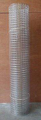Galvanised Welded Mesh 3/4