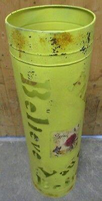 Lantern Metal in Yellow