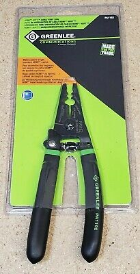 """7/"""" Cable Cutter Center Cut GREENLEE PA1192"""