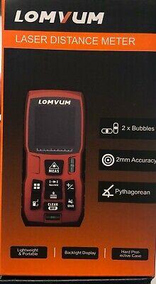 Lomvum Laser Distance Meter 120m