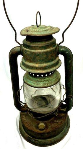 "Antique The Warren Stamping Co Oil Kerosene 15"" Lantern Sta-Lit #2CB Jan 10, 05"