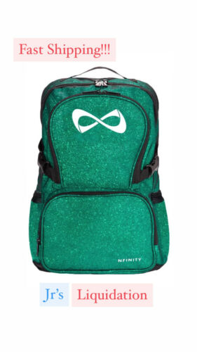 Nfinity Sparkle Backpack - Green