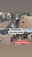 JN ROOFING - REPAIR & SNOW REMOVAL *226-600-0929*