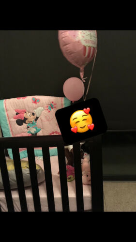 Baby bed & changing table