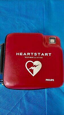 Philips Heartstart Onsite Aed M5066a Defibrillator