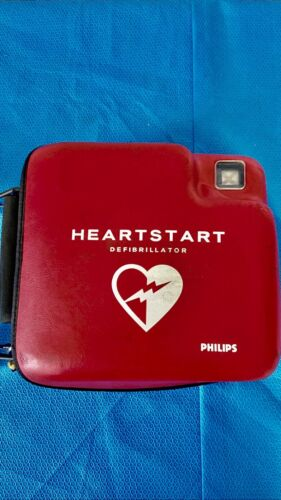 Philips HeartStart FR2+ AED M3860A Defibrillator