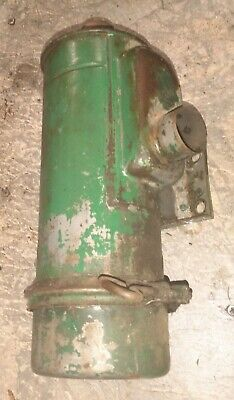 Vintage Oliver 60 Tractor Air Cleaner Canister Part Oem Air Cleaner 60 Row Crop