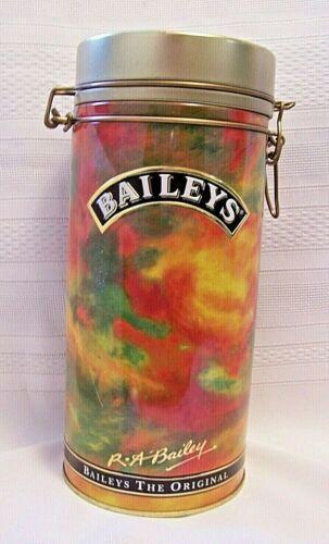 Vintage Baileys Original Tin Canister EMPTY 1994 Edition