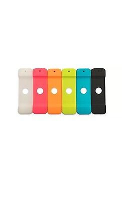 Multi Colours - Apple TV 4 Remote Silicon Case Protection Cover