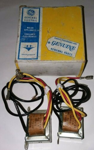 GENERAL ELECTRIC COIL TRANSFORMER B117564-P02 / TR11-4008 Lot of 2