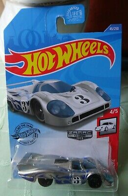 2020 HOT WHEELS PORSCHE 917 LH ZAMAC PORSCHE!