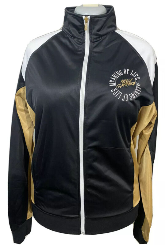 """NEW KELLY CLARKSON """"Meaning Of Life"""" Limited Edition TOUR JACKET Size XLarge -XL"""