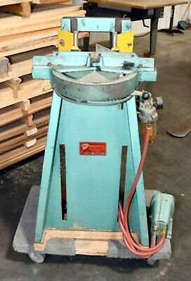 Pistorius K Cut Kick Pneumatic Knife Miter Shear Notcher Chopper