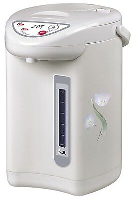 Sunpentown Family Indoor Kitchen 3.2l Hot Water Dispenser With Dual-pump System