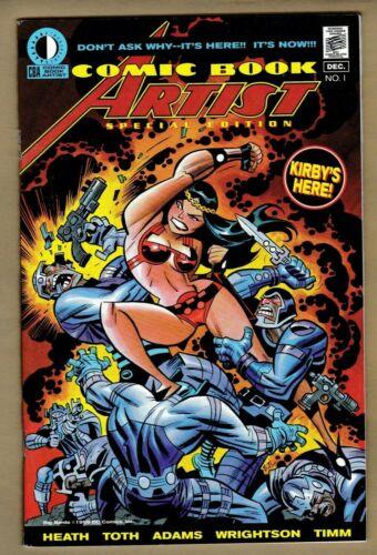 Comic Book Artist Special Edition #1 (1999) Heath, Toth, Wrightson, Timm, Adams