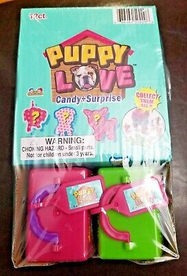 KIDSMANIA'S PUPPY LOVE candy+surprise - Display/12ct