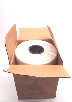 1000 Ft Roll 14X11 Inch Clear Poly Bags