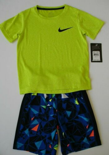 Boy Size 5 Outfit - Nike Tee and Athletic Short