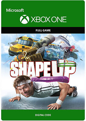 SHAPE UP XBOX ONE FULL GAME KEY