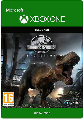 JURASSIC WORLD EVOLUTION XBOX ONE FULL GAME KEY