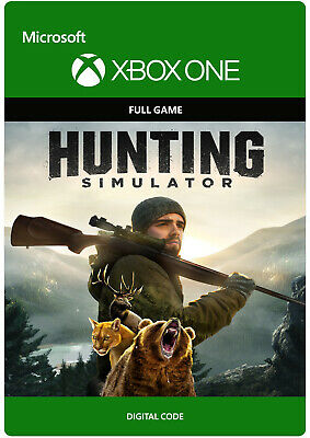 HUNTING SIMULATOR XBOX ONE FULL GAME KEY