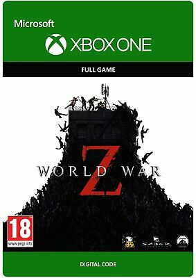 WORLD WAR Z XBOX ONE FULL GAME KEY