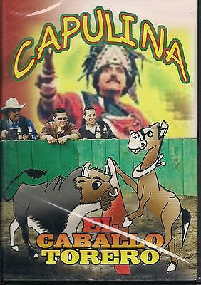 El Caballo Torero DVD NEW Viruta Y Capulina Out Of Print!! Factory Sealed!