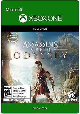Assassin's Creed Odyssey (Xbox One) - Digital code Region Free