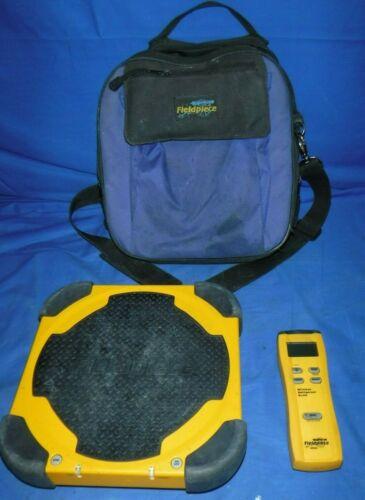 FIELDPIECE SRS2C WIRELESS REFRIGERANT SCALE 220 lbs + SRS2 REMOTE & BAG