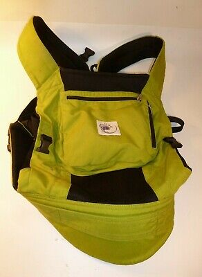ERGO Baby Carrier Green Child Adjustable Padded Straps