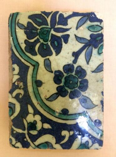 """Islamic Antique: Ottoman Empire, """"Damascus"""" TILE"""