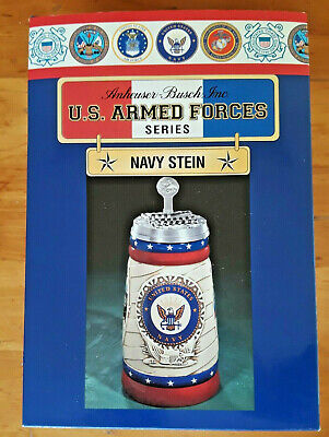 2003 Anheuser-Busch U.S. Armed Forces Series: NAVY STEIN 2003 CS571 #151 MINT