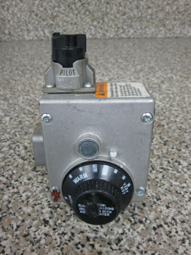 Bradford White 37C73U-724 222-46181-01B Water Heater Gas Valve Thermostat Used