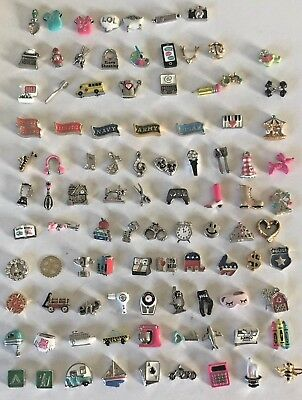 Origami Owl Charms Hobbies Crafts Occupations Free Shipping Buy 4 Save - Origami Crafts