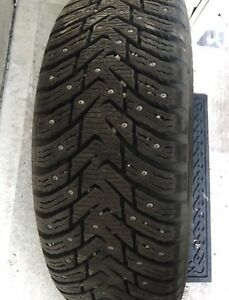 Studded Winter Tires w/ rims