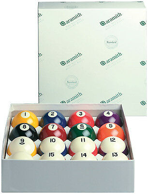 Unfeigned Belgian Aramith Crown Standard Pool/Billiard Ball Set (Phenolic Resin)