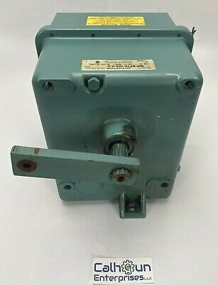 York Colman Chiller Actuator Mp-9710-103-0-2 Mp971010302 .95 Amp 120v 50w