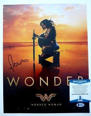 Patty Jenkins Autographed Signed 11X14 Wonder Woman Photo Beckett Certified