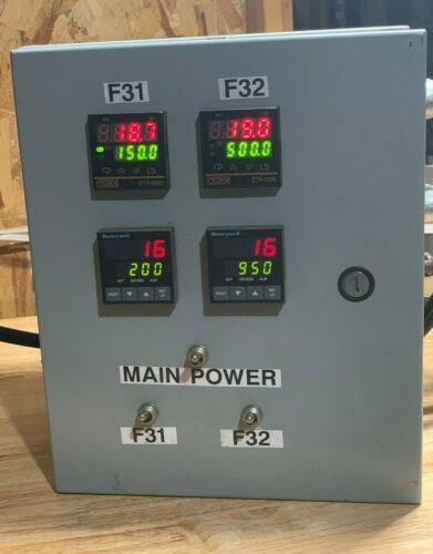 2-Zone Temperature Control Power Panel