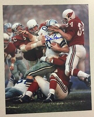 a20cc33a1 Dan Reeves signed DALLAS COWBOYS 8 X 10 photo SUPER BOWL VI CHAMPS!!!