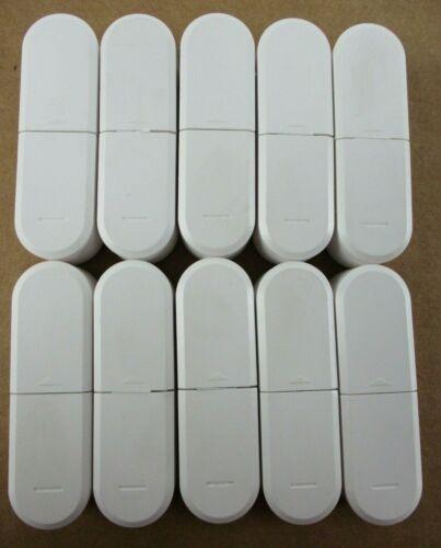 Lot of 10 Iris Indoor Door and Window Contact Sensor Model iL06-1 ZigBee Alarm