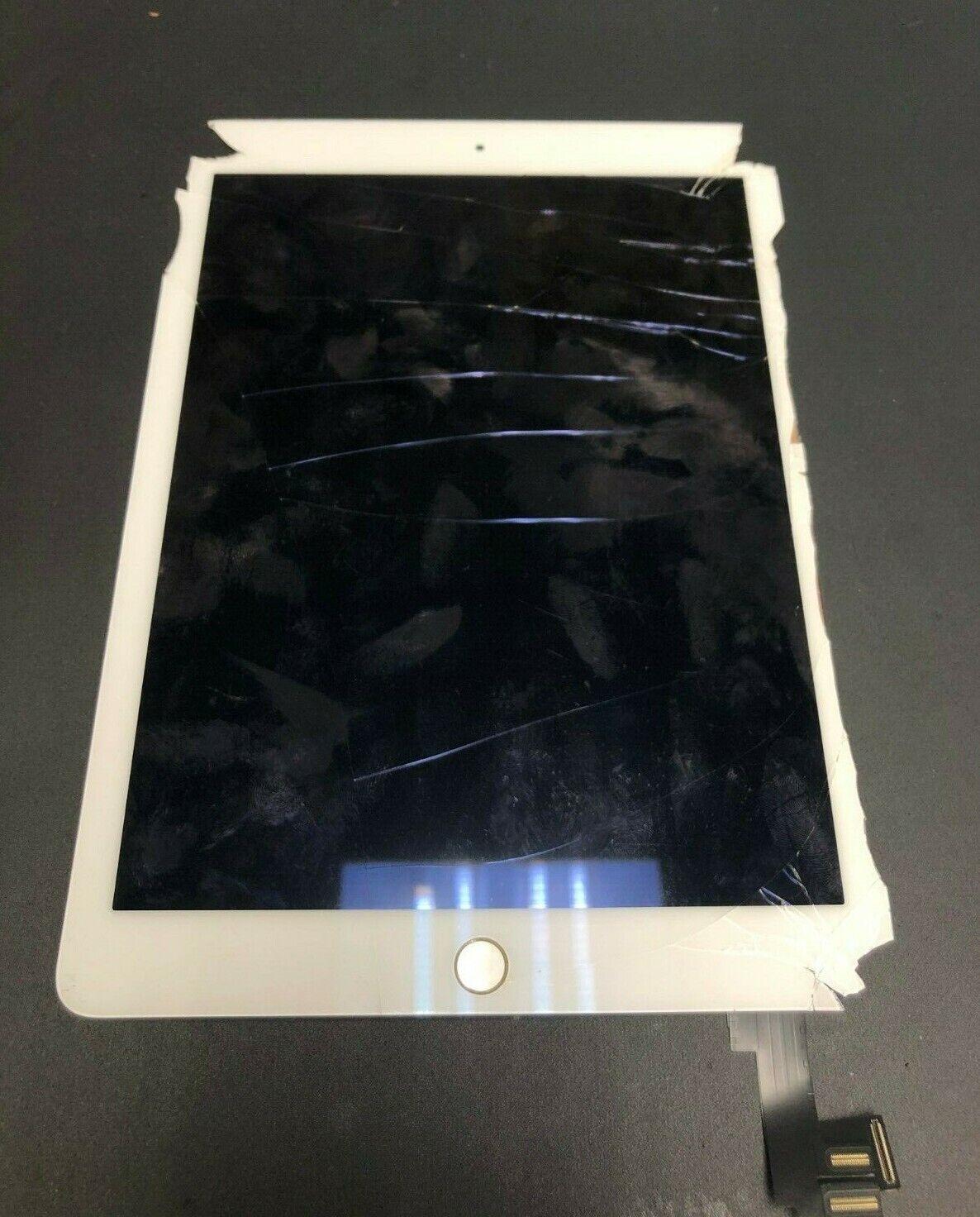 IPad Mini 4 / Air 2 / Pro 9.7 Cracked Screen Repair- Glass Repair- Best Quality - $47.99