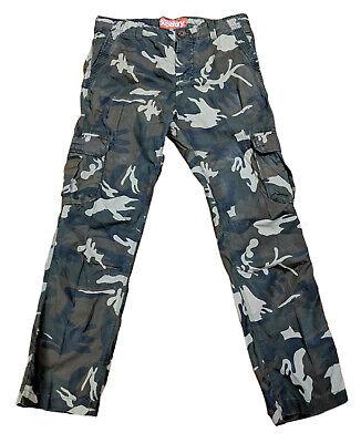 Superdry Camo Pants Cargo Pants