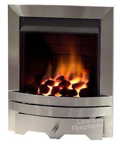 modern gas fire fireplaces ebay rh ebay co uk
