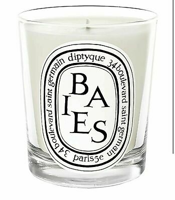 BRAND NEW SEALED Diptyque Baies Scented Candle 6.5oz 190g FREE OVERNIGHT SHIP