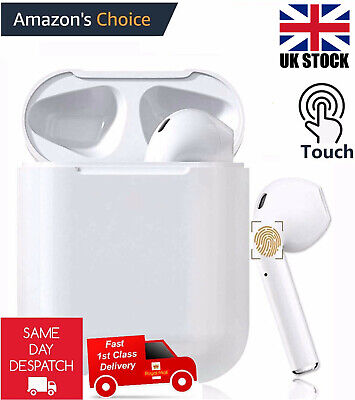 Buds TWS Bluetooth 5.0 Wireless Earphone Headphones Earbuds iPhone & Android