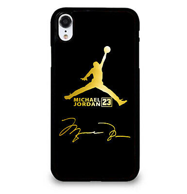 Air Jordan Treasure in gold logo Case iPhone/Samsung - Best Custom Printed (Best Case For Gold Iphone)