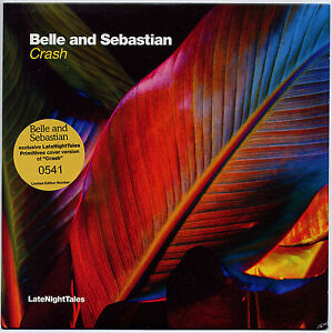 BELLE-SEBASTIAN-Crash-UK-RSD-vinyl-numbered-7-NEW-UNPLAYED-Primitives