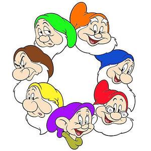 hats for 7 dwarfs