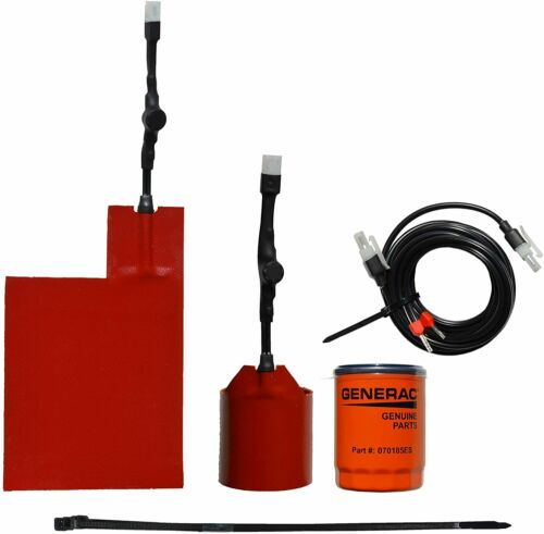 Cold Weather Kit for Generac Standby Generator 8 - 24KW